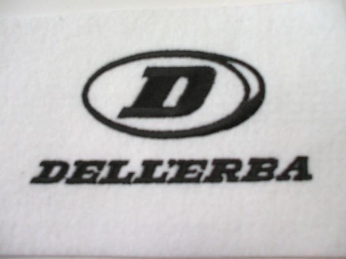 「デレルバ」ロゴマーク